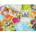 50 Pokemon Cards Bulk Lot Guaranteed 1 GX + 5 Rare