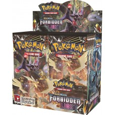 Pokemon Sun and Moon Forbidden Light Booster Box