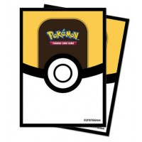 Ultra Pro Pokemon 65ct Standard Ultra Ball Deck Protector Card Sleeves 65 Per Pack