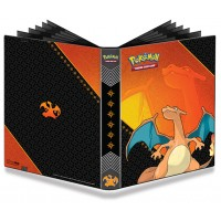 Ultra Pro Pokemon 9-Pocket PRO-Binder Portfolio Album Charizard FREE SHIPPING