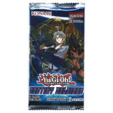 YuGiOh Destiny Soldiers 1st Edition Booster Pack 5 Cards New