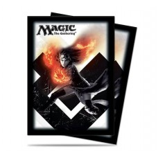 Ultra Pro Magic: The Gathering 2015 V4 Deck Protector Card Sleeves 80 Per Pack