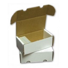 Sport Images 400ct Cardboard Storage Box