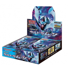 Pokemon Sun and Moon Ultra Moon SM5M Japanese Booster Box 30 Packs