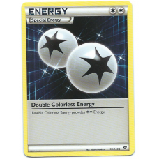 4x Double Colorless Energy From XY Sets Pokemon Cards