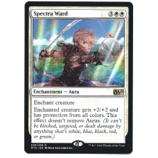 Spectra Ward Magic: The Gathering Card 2015 M15 Core Set #036 Rare