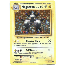 Magneton Pokemon Card XY Evolutions 38/108 Rare Holo