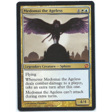 Medomai, the Ageless Magic: The Gathering Card Theros Mythic Rare