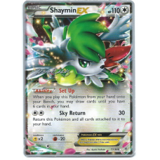 Shaymin EX Pokemon Card World Championships 2016 XY Roaring Skies 77/108 Ultra Rare
