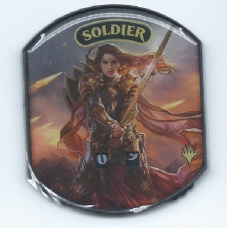 Ultra Pro Soldier Eternal Collection Non-Foil Magic: The Gathering Relic Token