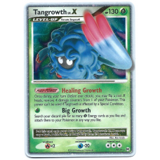 Tangrowth Lv X Pokemon Card Platinum Arceus 99/99 Ultra Rare Holo