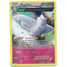 Togekiss Pokemon Card XY Roaring Skies 46/108 Full Art Rare Reverse Holo