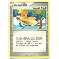 Tropical Wind Trainer Pokemon Card Black Star Promo 026