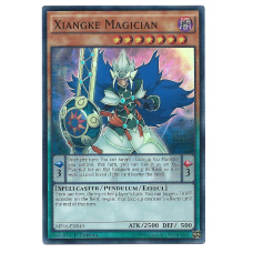 Xiangke Magician YuGiOh Card MP16-EN049 1st Edition Super Rare Holo