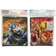 Ultra Pro Pokemon XY 11 4 Pocket Portfolio Storage Album New FREE SHIPPING