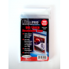 Ultra Pro One-Touch Resealable Bag 100 Per Pack