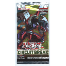 YuGiOh Circuit Break 1st Edition Booster Pack 9 Cards New