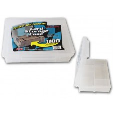 Jammers 1100ct Plastic Trading Card Storage Case