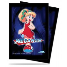 Ultra Pro 50ct Standard Megaman Deck Protector Card Sleeves 50 Per Pack