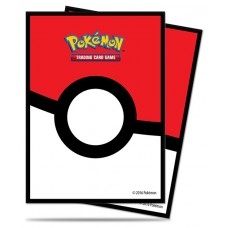 Ultra Pro Pokemon 65ct Standard Pokeball Deck Protector Card Sleeves 65 Per Pack