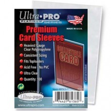 Ultra Pro Premium Card Sleeves 100 Per Pack