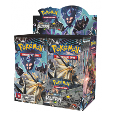 Pokemon Sun and Moon Ultra Prism Booster Box 36 Packs Sealed New