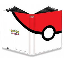 Ultra Pro Pokemon 9-Pocket PRO-Binder Portfolio Album Pokeball FREE SHIPPING